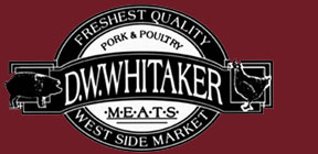 D.W. Whitaker Meats call 216-241-5764